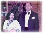 Mr & Mrs Harshadbhai Patel